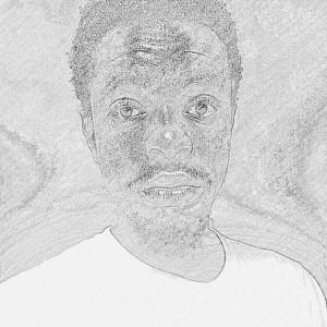 Artist Jeffrey Appiatu