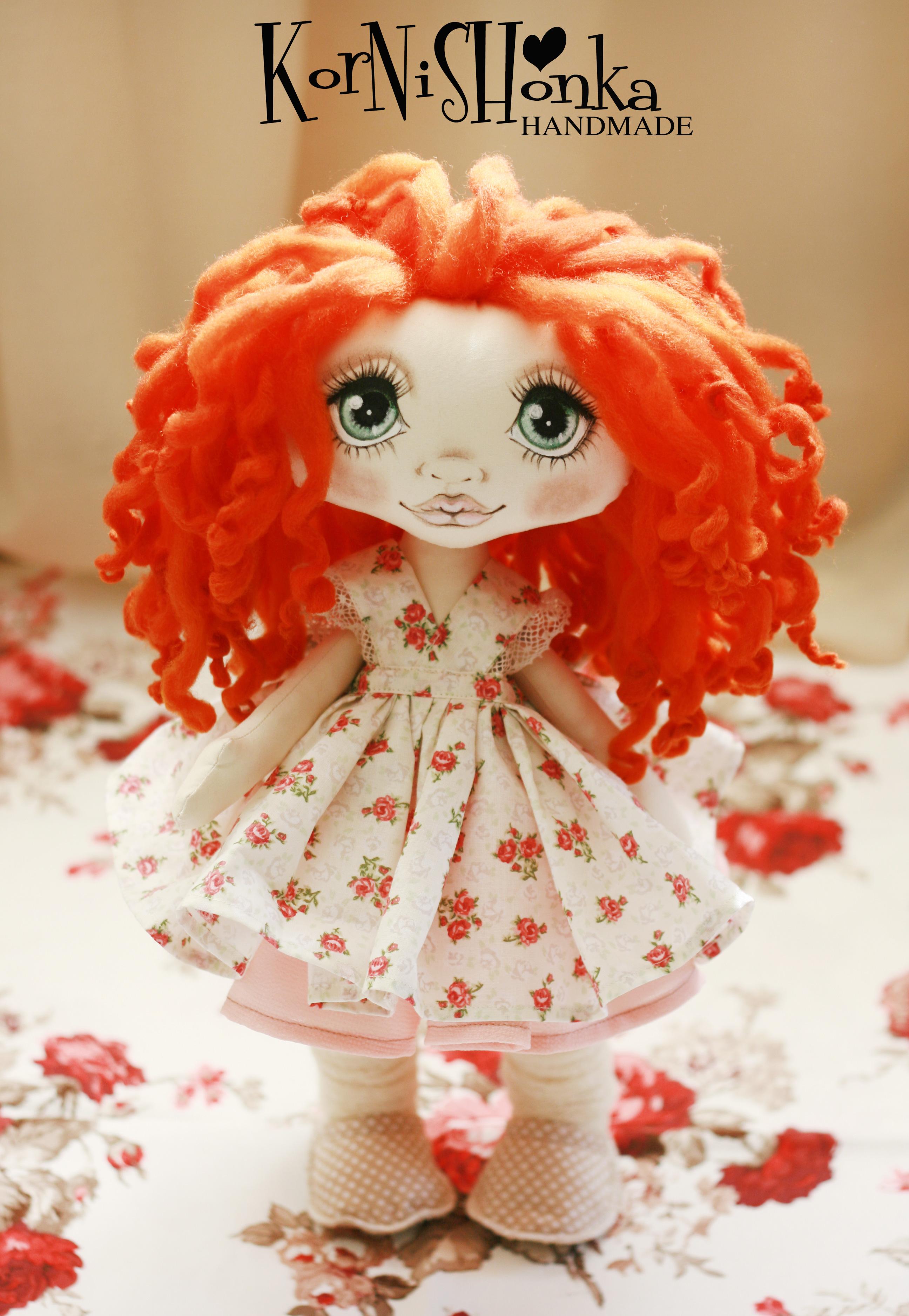 Handmade Dolls By Korneliya Haralanova Crafts And