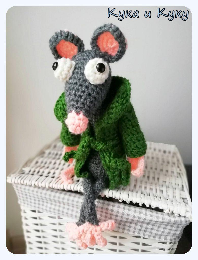 Crochet amigurumi toys